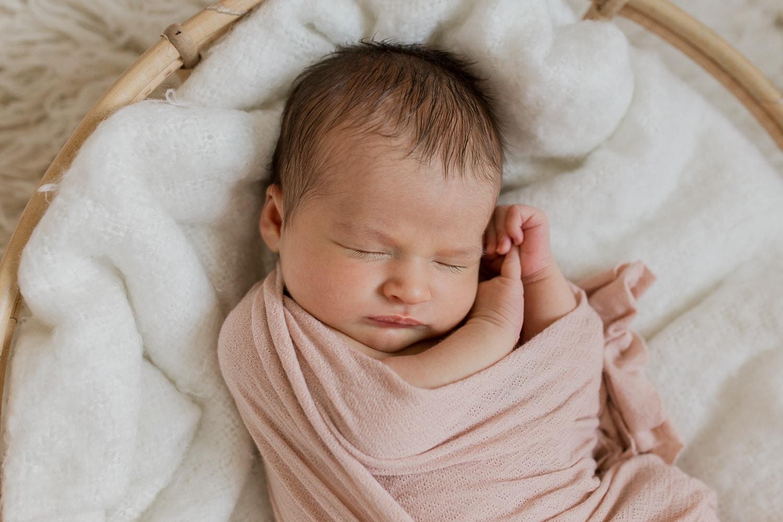 photographe nouveau né bébé caen calvados