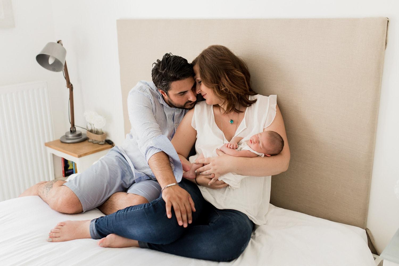 photographe bébé caen calvados parents naissance