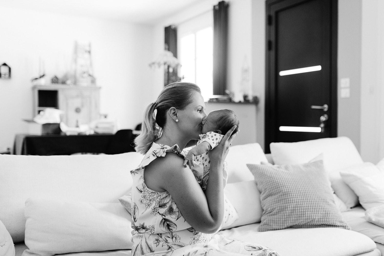 photographe bébé nouveau né caen calvados