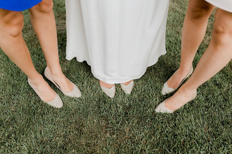 pieds témoins mariage photographe calvados normandie
