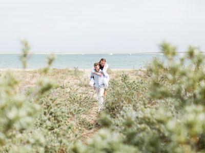 Séance engagement - Judith & Cyril - Ouistreham NORMANDIE