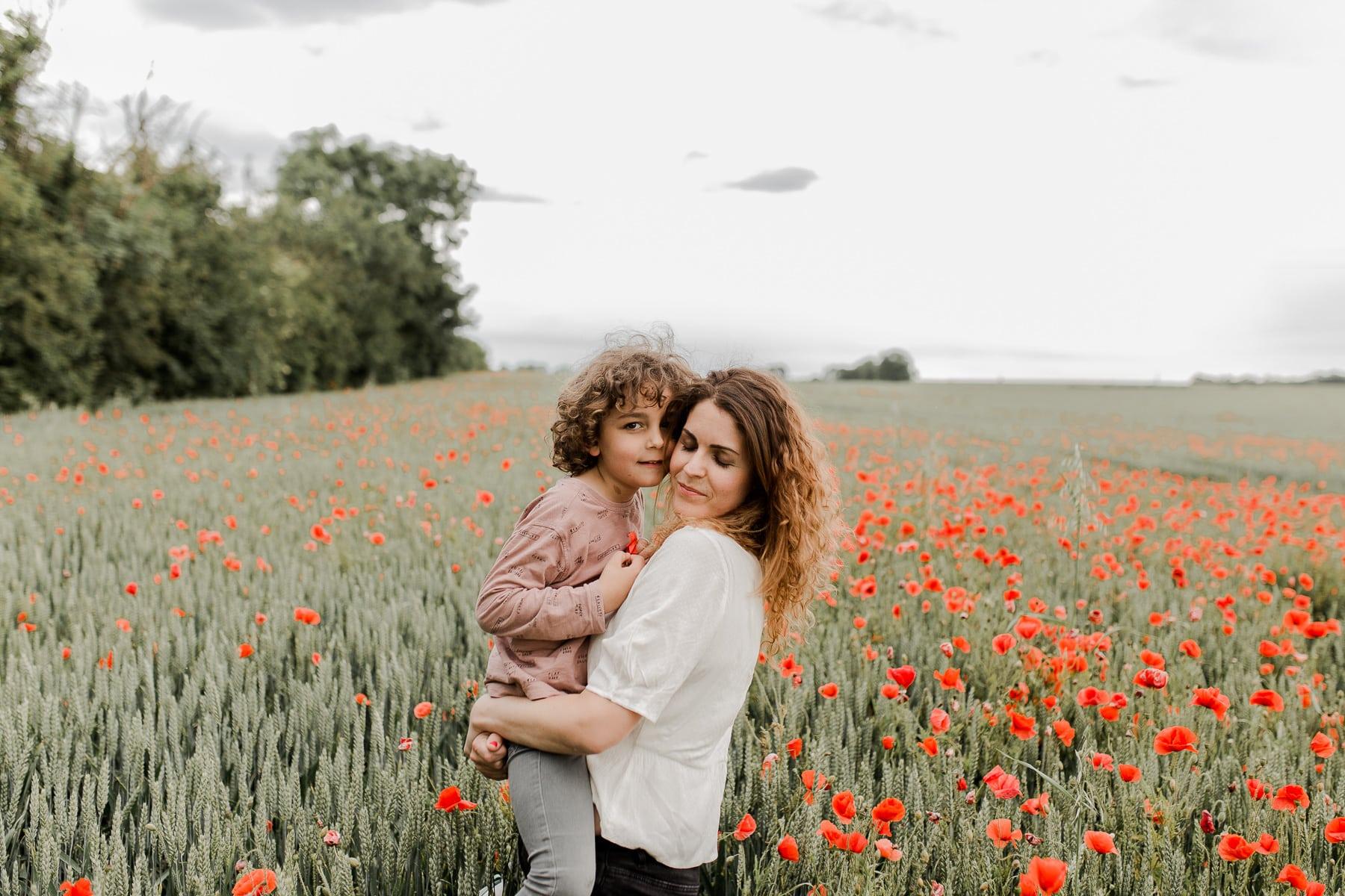 photographe famille normandie lifestyle