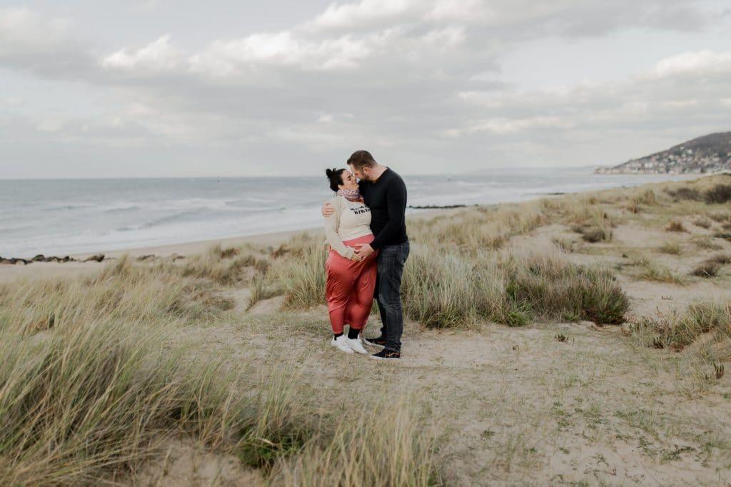 photographe grossesse enceinte normandie calvados