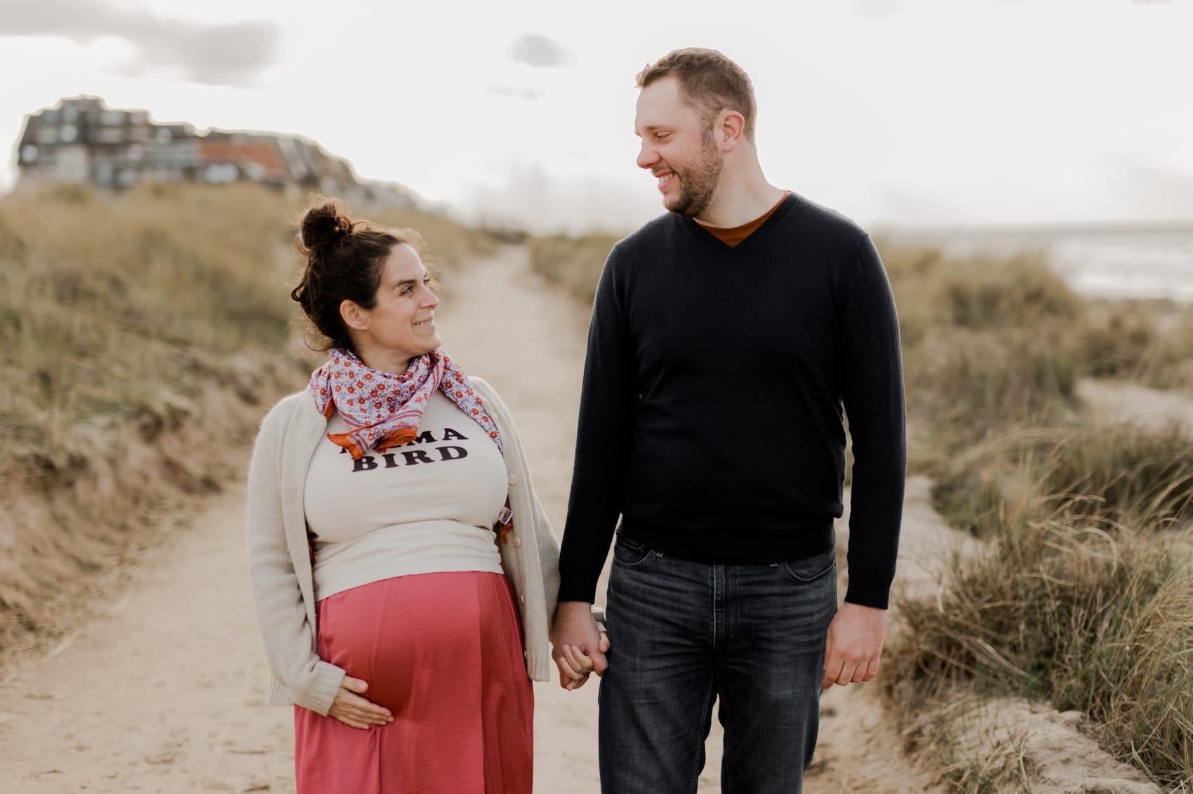 Séance photo maternité à caen