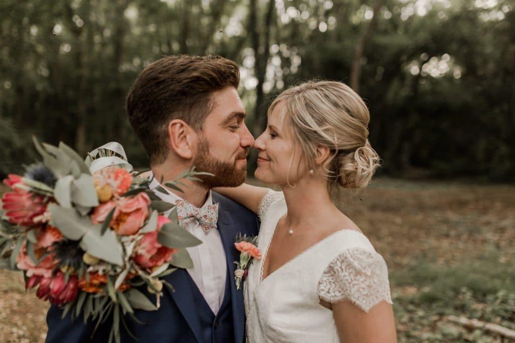 photographe vidéaste couple mariés mariage