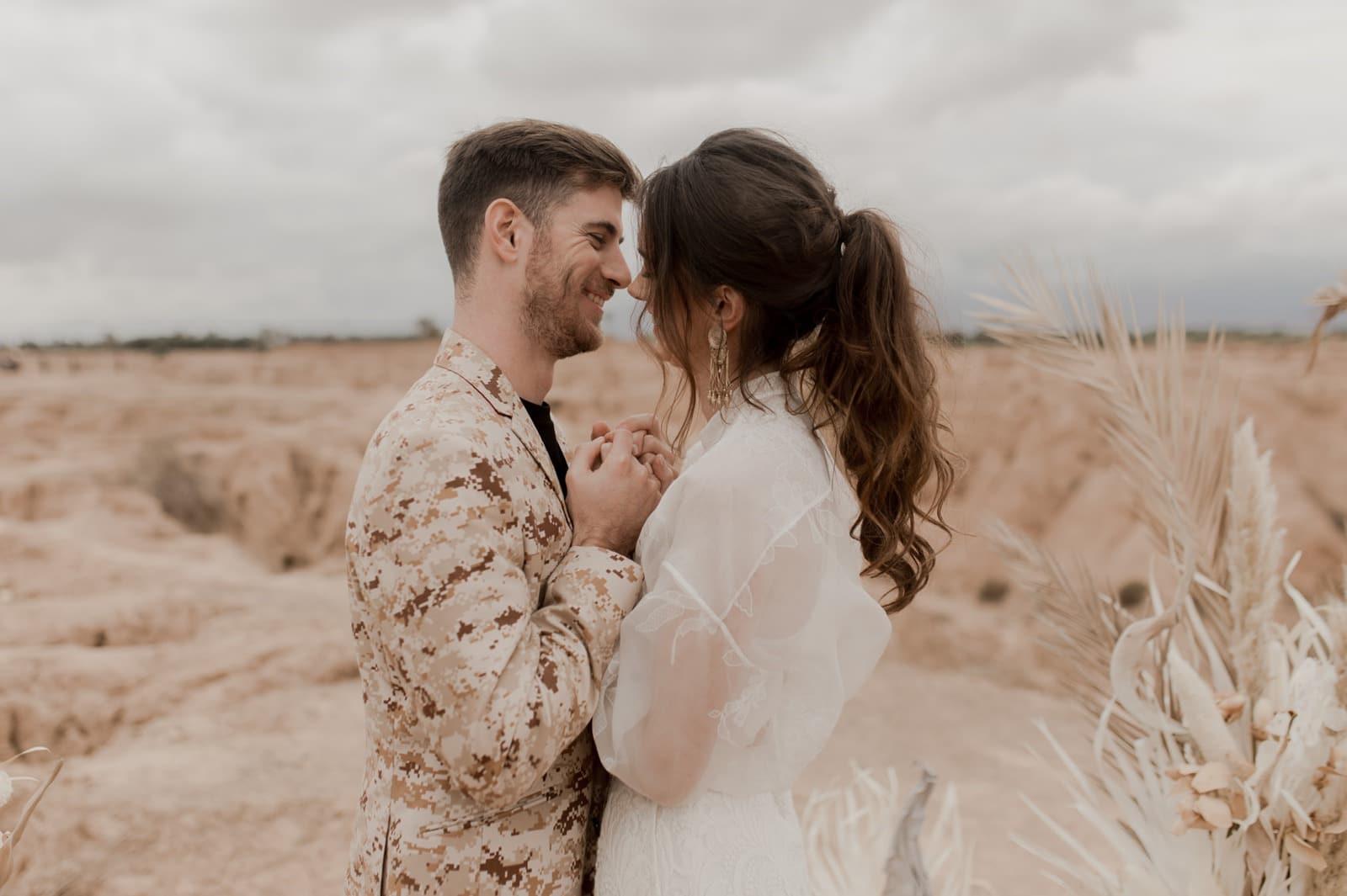 photographe et vidéaste mariage végétal elopement maroc