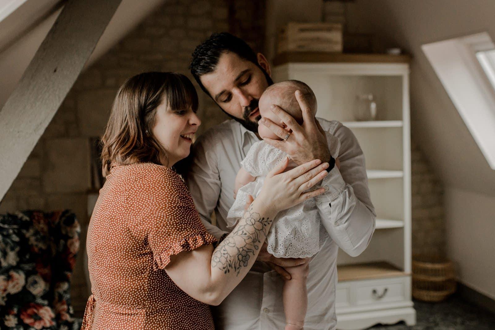 Photographe nouveau né à Caen