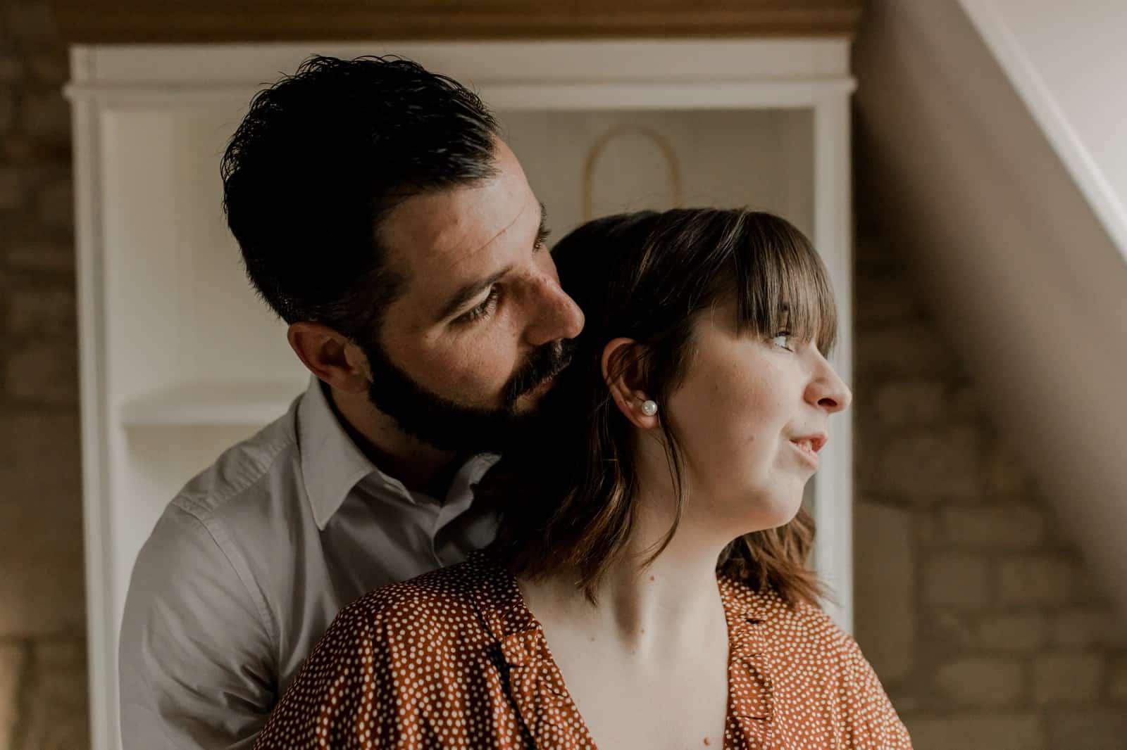 Photos de couple à Caen