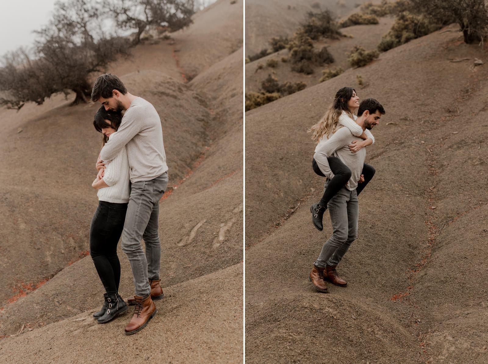 photographe et vidéaste couple engagement mariage normandie calvados caen