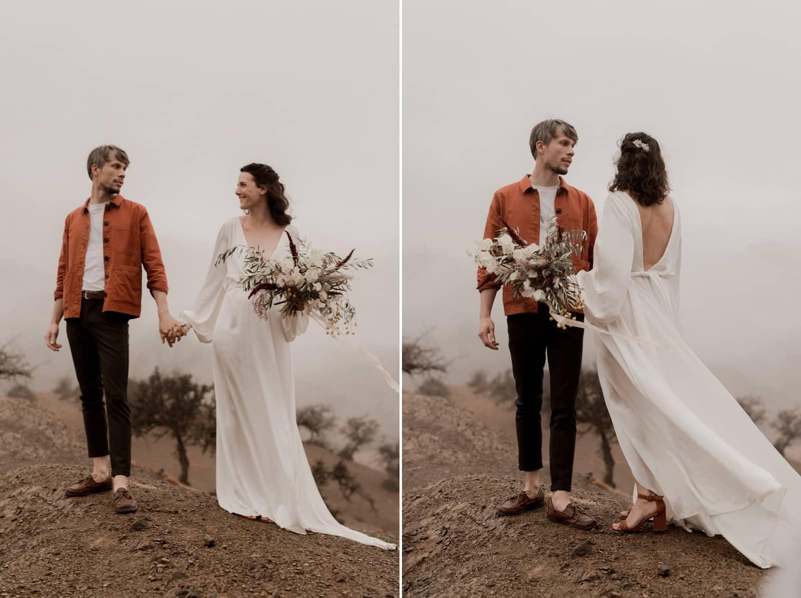 Photographier un elopement