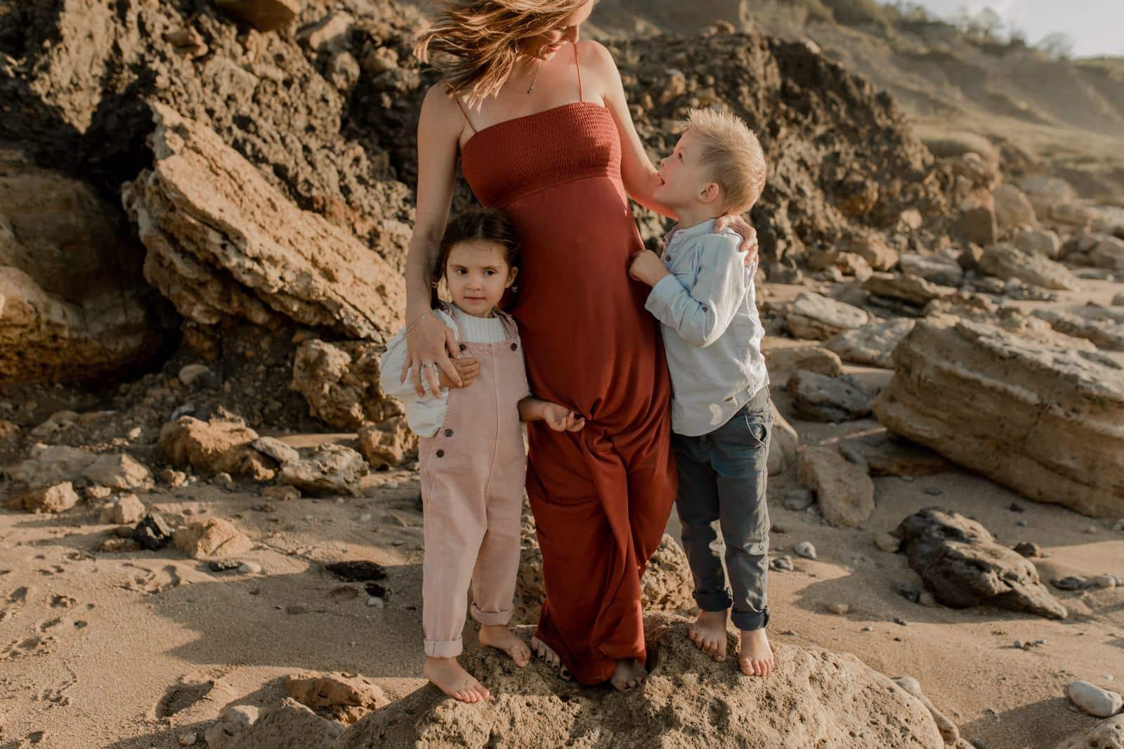 séance photo grossesse maternité caen calvados normandie