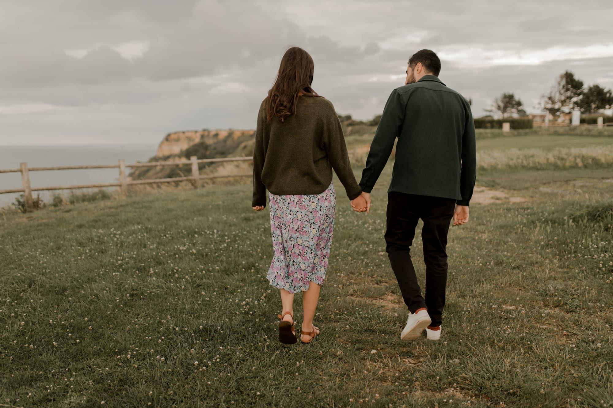 photographe de mariage famille en normandie